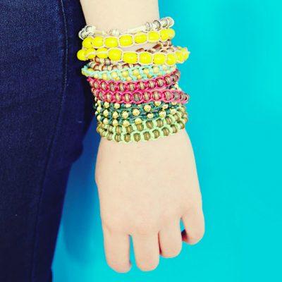 DIY// Wrap up Bracelet