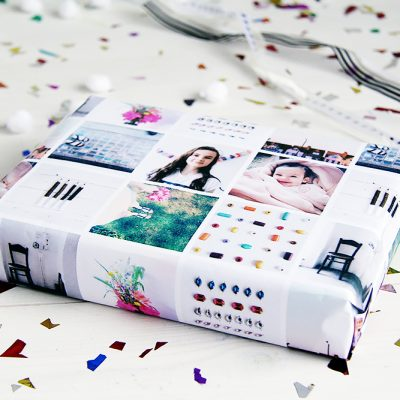 Announcing: A New way to Customise your Gift Wrap