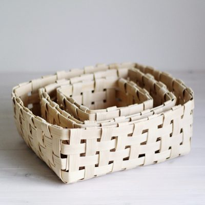 DIY Handmade Baskets