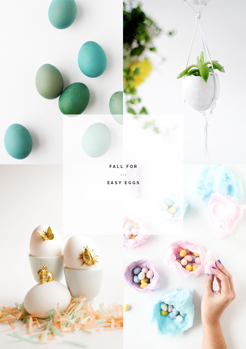 Fall For… Easy Easter DIYs