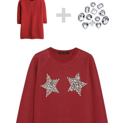 Make it Easy | Mark Jacobs Christmas Sweater