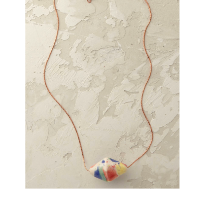 Make it Easy | Anthro Bicone Necklace