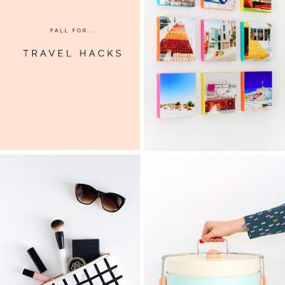 Fall For… Travel Hacks