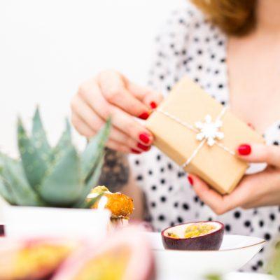 12 Styled Days of Christmas & Stocking DIY