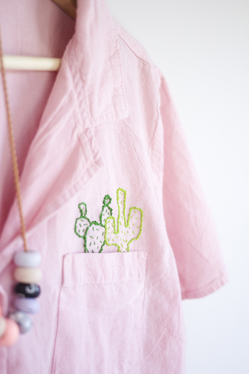 Learn a New Creative Skill – Embroidery