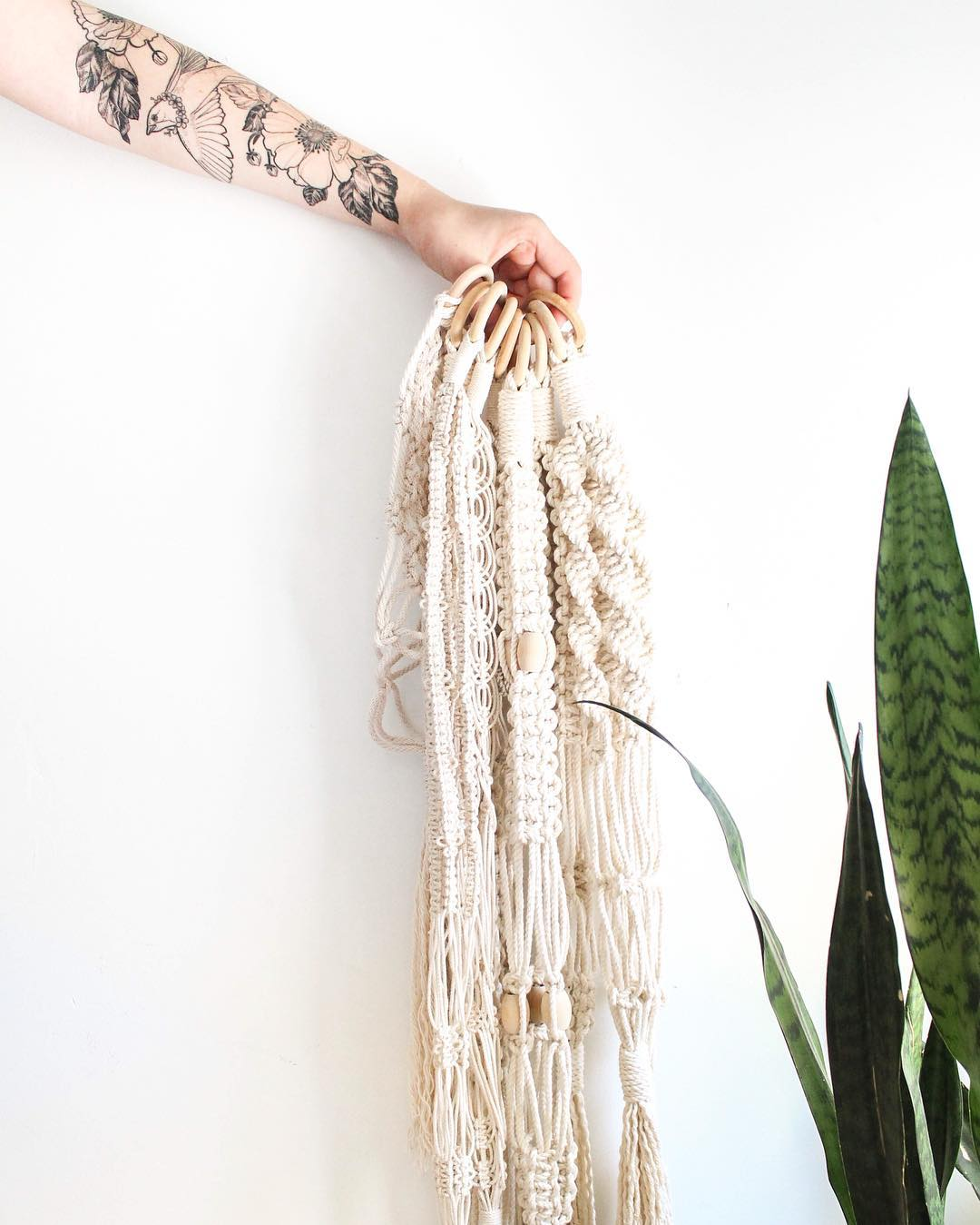 Five Modern Makers – Macrame Inspiration