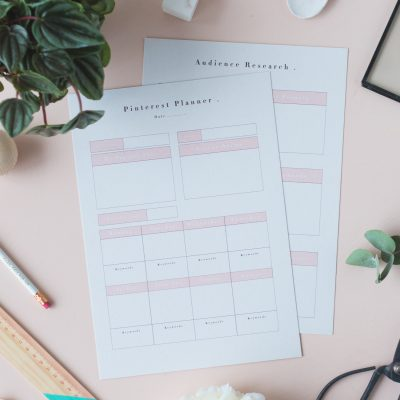 Free Printable Social Media Planners | Pinterest