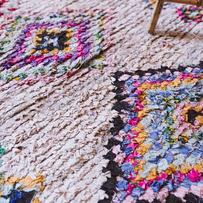 Rag Rug Inspiration | April's We Make Collective Kit