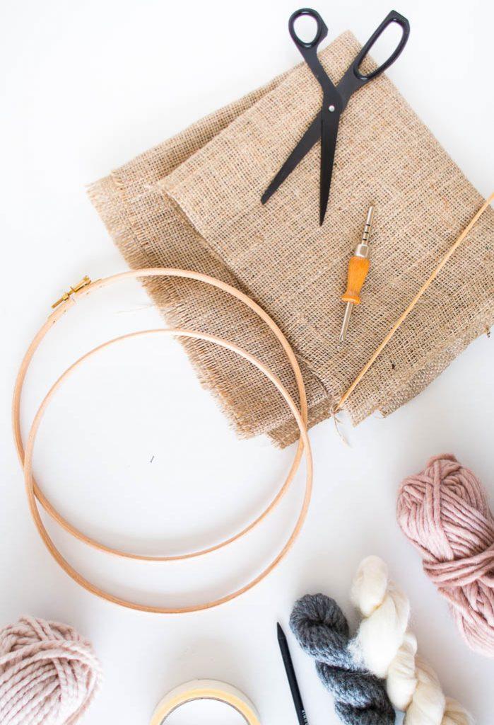 יצירות אמנות שטיח פאנץ 'DIY למדריכים למתחילים |  @fallfordiy