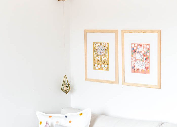 Esty Made Local – My Picks for the Nursery