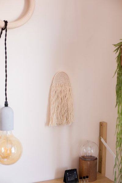 DIY Easy Rope Rainbow even a Minimalist will Love