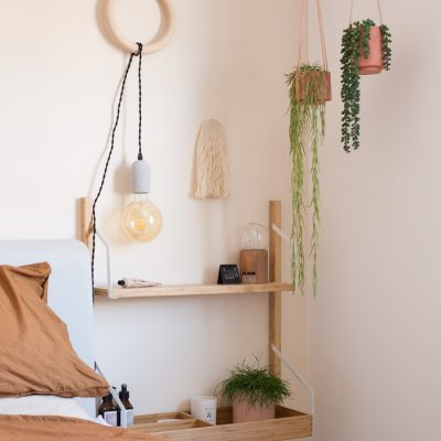 Small Space Shelving for Shelfie Styling Anywhere!