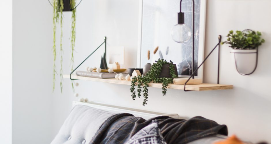 Winter Styling with Sainsburys (PLUS two DIY cushions!)
